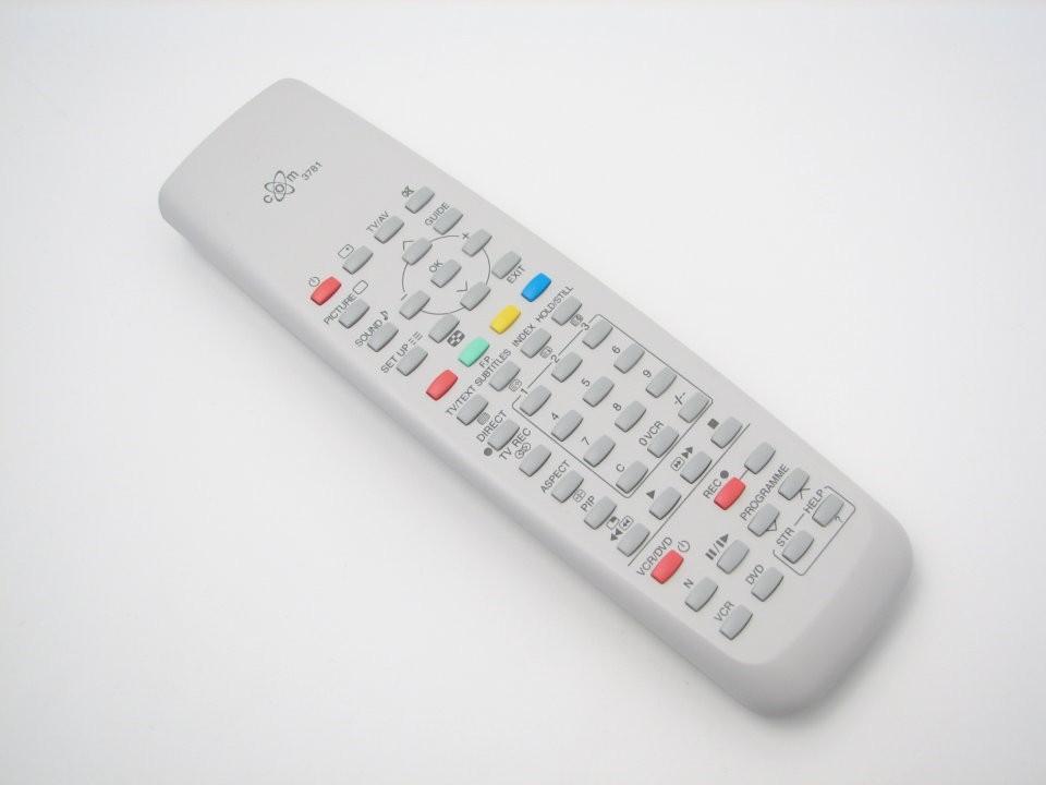 Image of   Panasonic fjernbetjening, erstatning, COM3781
