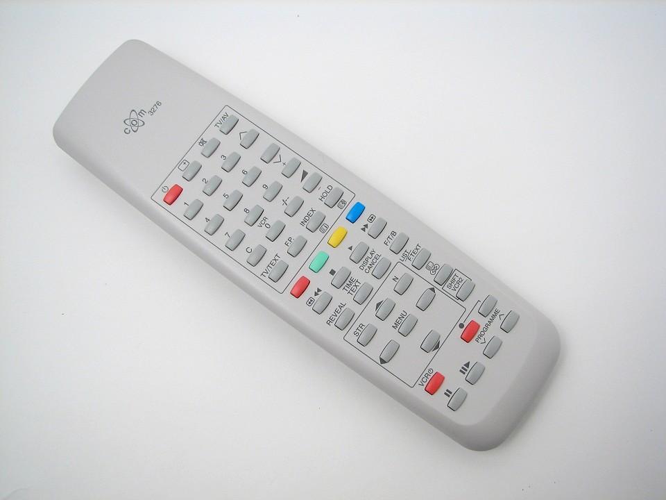 Image of   Panasonic fjernbetjening, erstatning for, COM3276