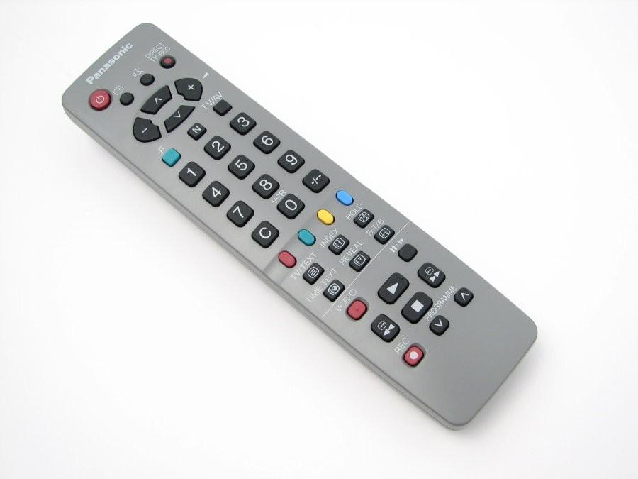 Image of   Panasonic fjernbetjening, original, EUR511310