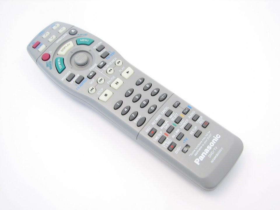 Image of   Panasonic fjernbetjening, original, N2QAKB000011