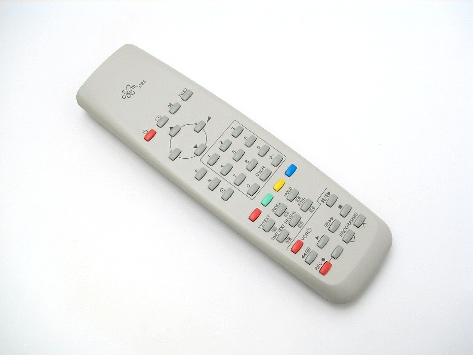 Image of   Panasonic fjernbetjening, erstatning, COM3784