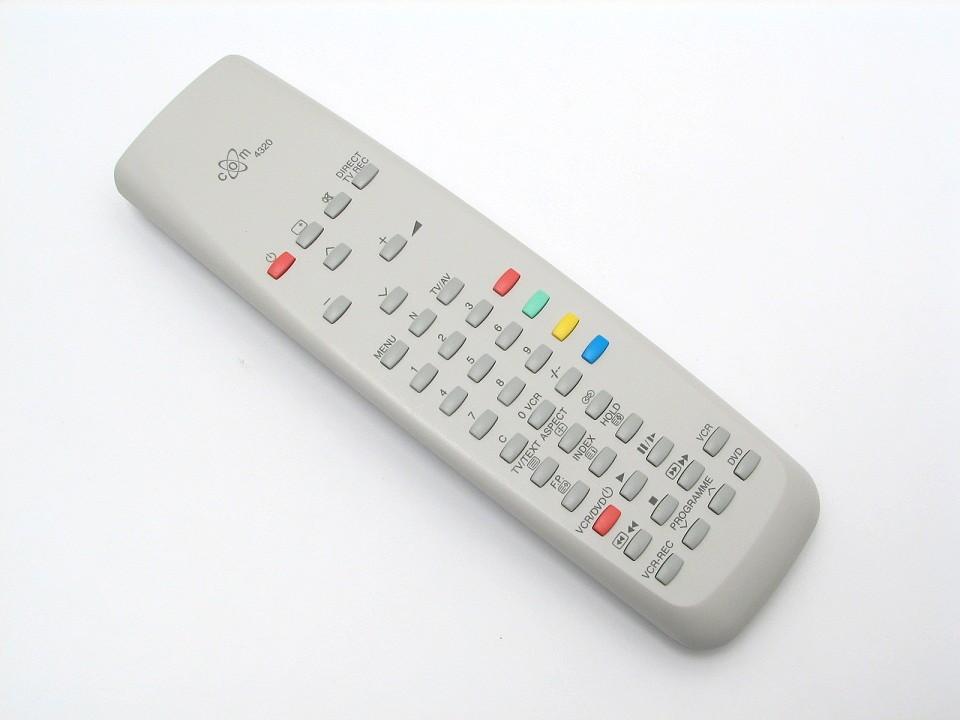 Image of   Panasonic fjernbetjening, erstatning af EUR511320, COM4320