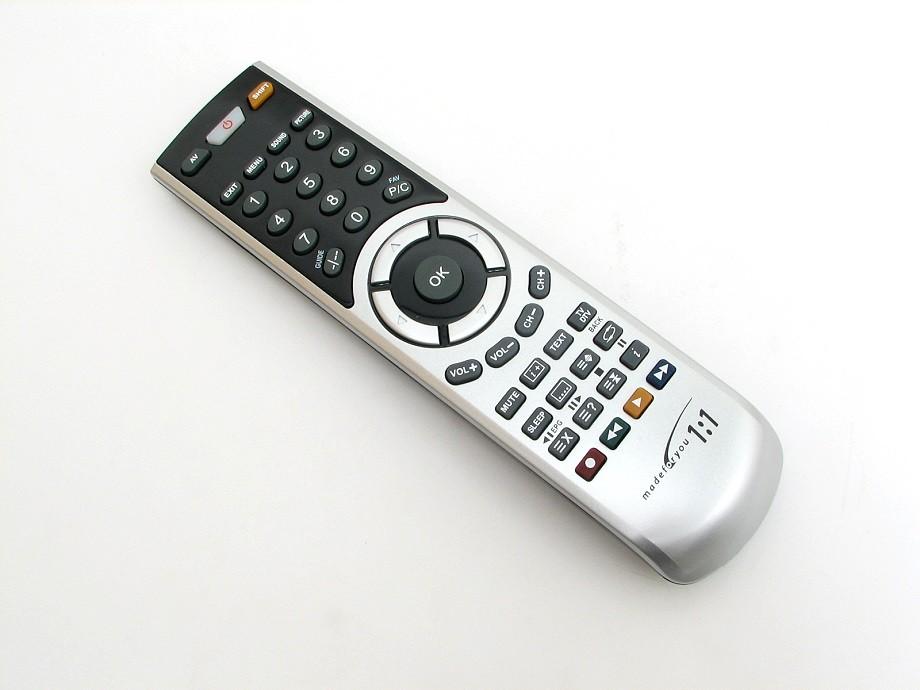 Image of   Panasonic fjernbetjening, erstatning, Made4you 2027