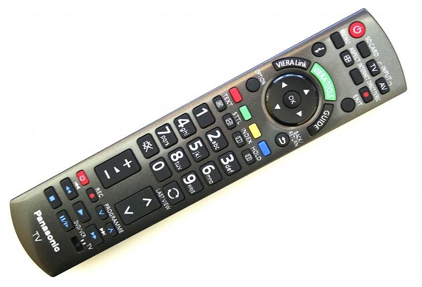 Image of   Panasonic fjernbetjening, original, N2QAYB000672