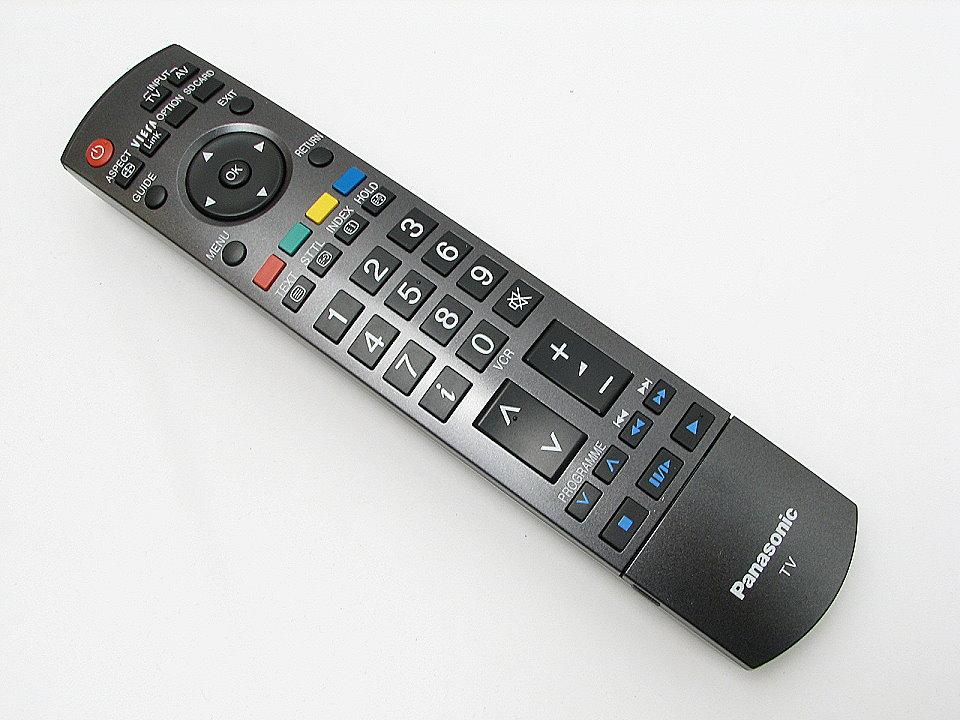 Image of   Panasonic fjernbetjening, original, N2QAYB000239