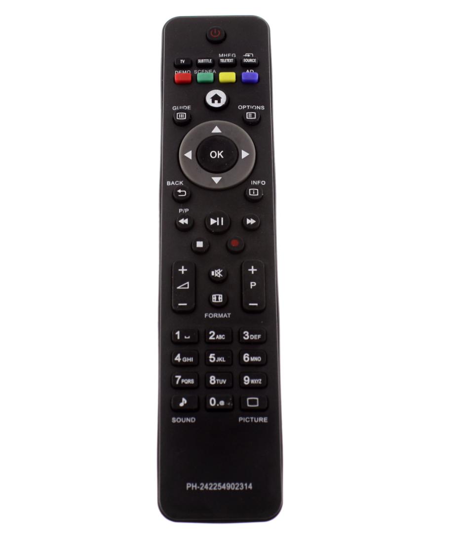Image of   Fjernbetjening, kopi for Philips TV, RM-D1000