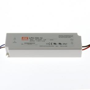 LED Strømforsyninger, IP67