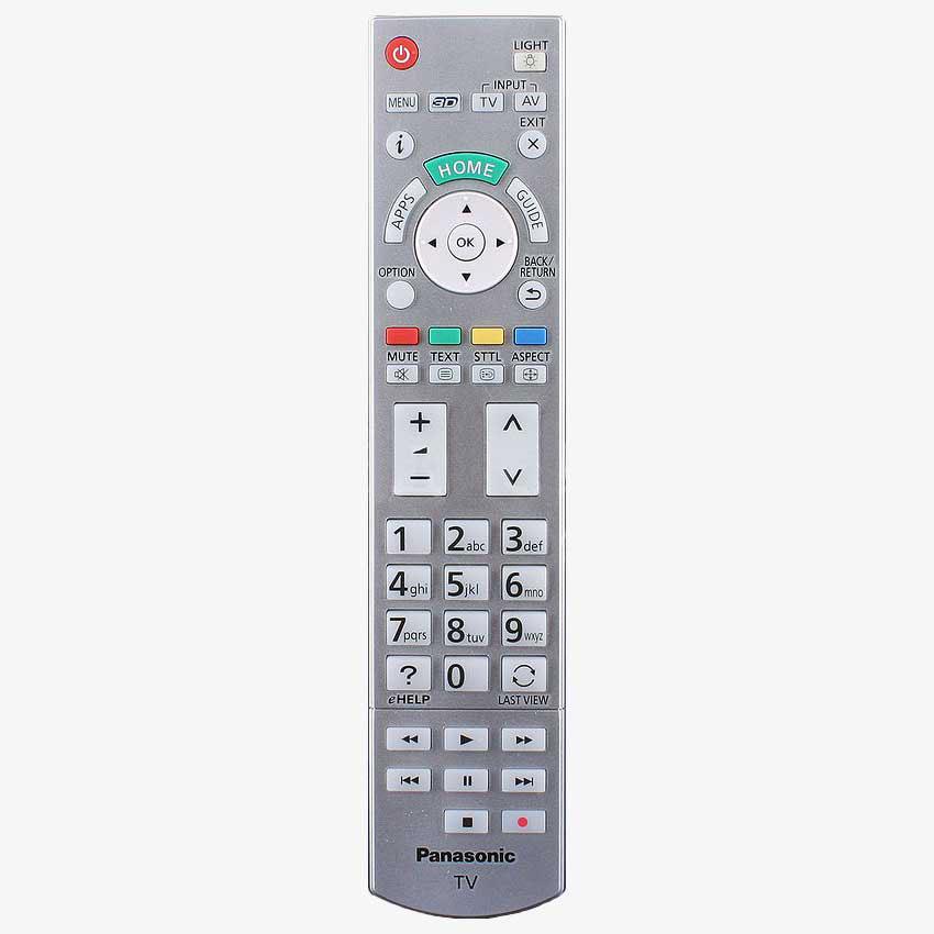 Image of   Panasonic fjernbetjening, Original, N2QAYB000842