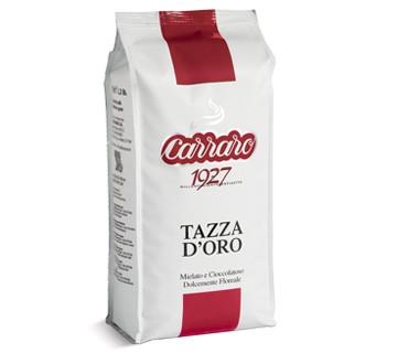 Image of   Carraro Kaffebønner, Tazza d'Oro, 1kg
