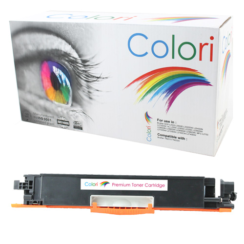 Image of   Printer Toner, HP, 130A Cf350A M176 M177 Sort