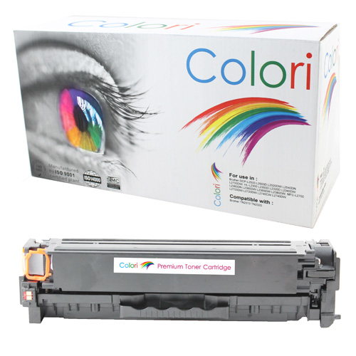 Image of   Printer Toner, HP, 312A Cf381A Pro 400 M476 Cyan