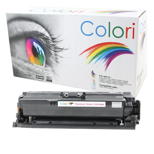 Image of   Printer Toner, HP, 410X CF410X Sort M452 M477
