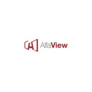 Alfaview fjernbetjening