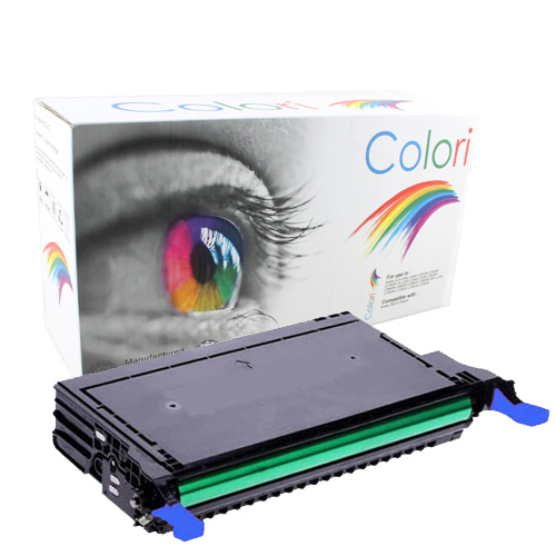 Image of   Printer Toner, Samsung, Clp620 Clx6220, Cyan