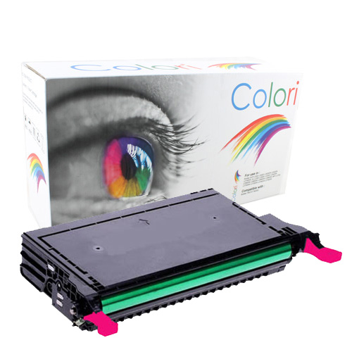 Image of   Printer Toner, Samsung, CLP620 CLX6220, Magenta