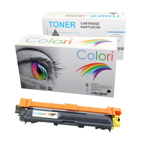 Printer Toner, Brother, TN241Y TN245Y TN242Y TN246Y Gelb