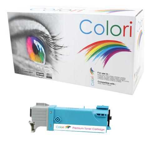 Printer Toner, Dell, 1320 2130 2135 Cyan