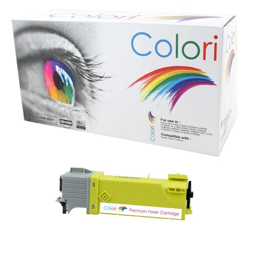 Printer Toner, Dell, 2150 2155Cn Gelb