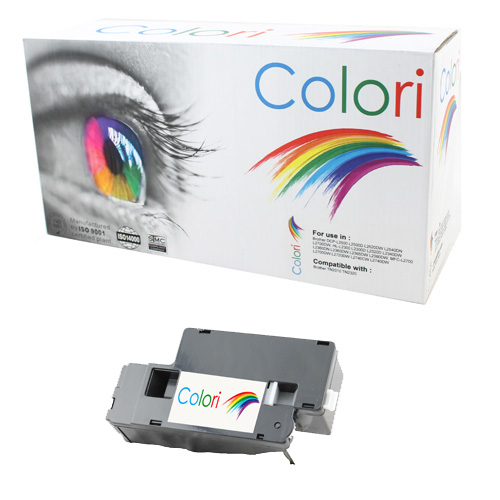 Printer Toner, Dell, C1660W Sort