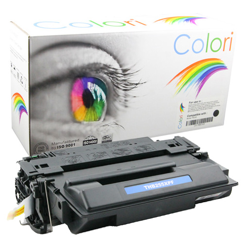 Image of   Printer Toner, HP. 55X Ce255X Canon 724H