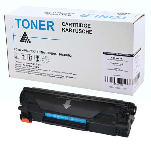 Image of   Printer Toner, HP, 79A CF279A Laserjet M12 M26