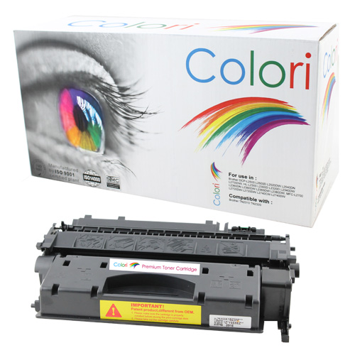 Image of   Printer Toner, HP, 80A CF280A