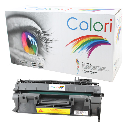 Image of   Printer Toner, HP, 80X CF280X