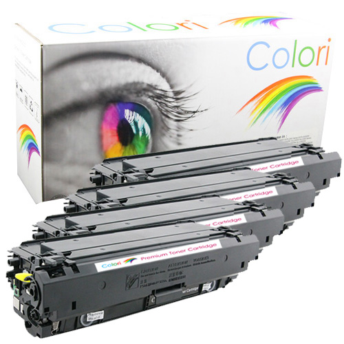 Image of   Printer Toner, HP, Set, 508A 508X CF360A-363A CF360X-363X
