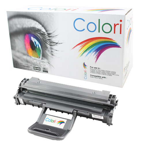 Image of   Printer Toner, Samsung, Ml1640 Ml2240, Sort