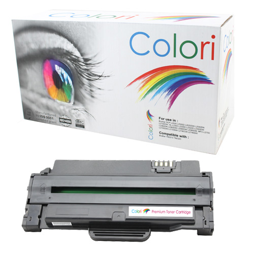 Image of   Printer Toner, Samsung, ML1910, MLTD1052, Sort