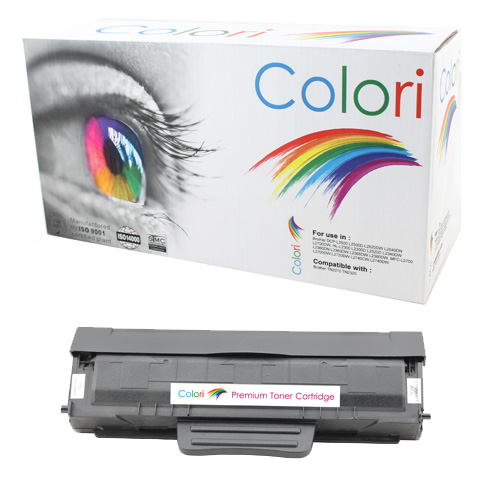 Image of   Printer Toner, Samsung, ML2160 SCX3400, Sort