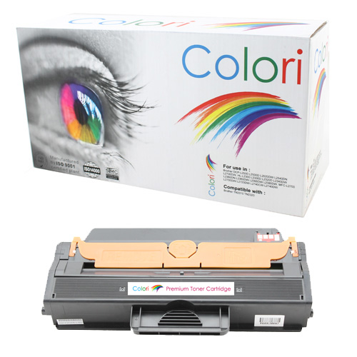 Image of   Printer Toner, Samsung, ML2950 SCX4727, Sort